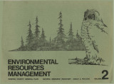Environmental Resources Management, Natural Resources Inventory, Goals and Policies, volume 2
