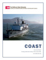 COAAST semi-annual report, January 1 2011 to June 30 2011