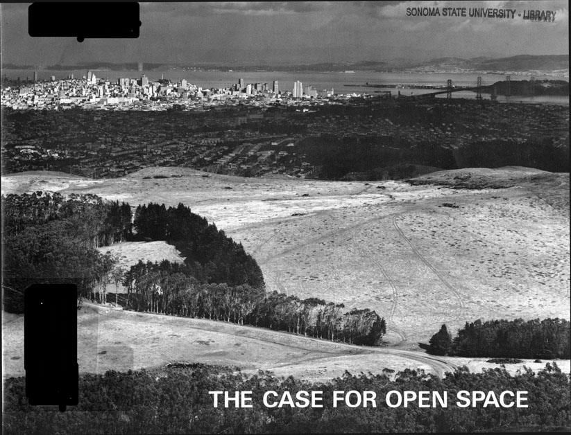 Case for open space in the San Francisco Bay area