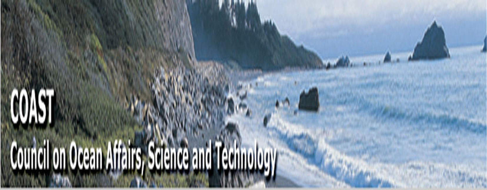 COAST - Council on ocean affairs, science and technology