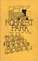 "History of Rohnert Park ""from seed to city"""