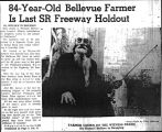 84-year-old Bellevue farmer is last SR freeway holdout