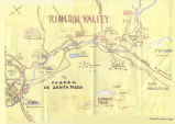 Rincon Valley map