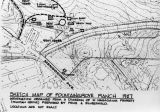 Sketch Map of Fountaingrove Ranch 1927 - 1