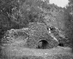 Lime Kiln of Judge James A. Shorb and his Clerk, William F. Mercer, Marin County, California