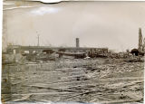 Customs harbor devastation, Sawtow
