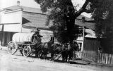 Water wagon, Geyserville, California