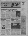 Sonoma State Star, March 12, 1991