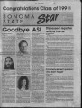 Sonoma State Star, May 21, 1991