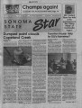 Sonoma State Star, May 9, 1991