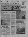 Sonoma State Star, March 19, 1991