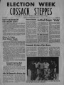 Cossack Steppes, April 30, 1963