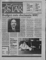 Sonoma State Star, August 25, 1992