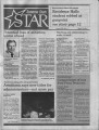 Sonoma State Star, March 16, 1993