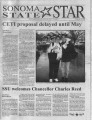 Sonoma State Star, February 3, 1998