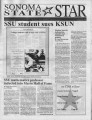 Sonoma State Star, March 24, 1998